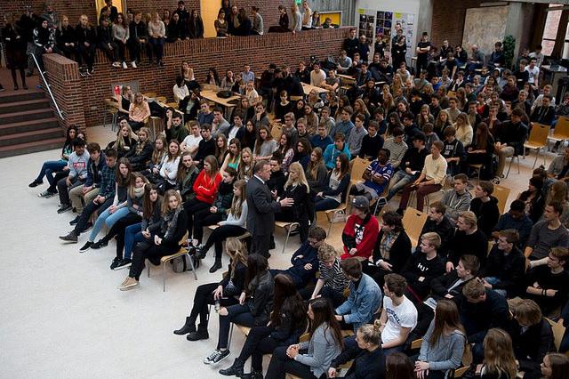 bedste og dårligste gymnasier i Danmark