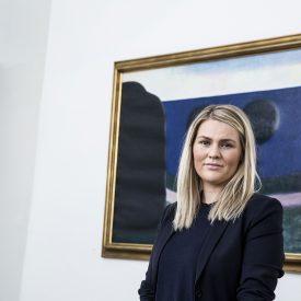 laura lindahl nedsætte kontanthjælp unge