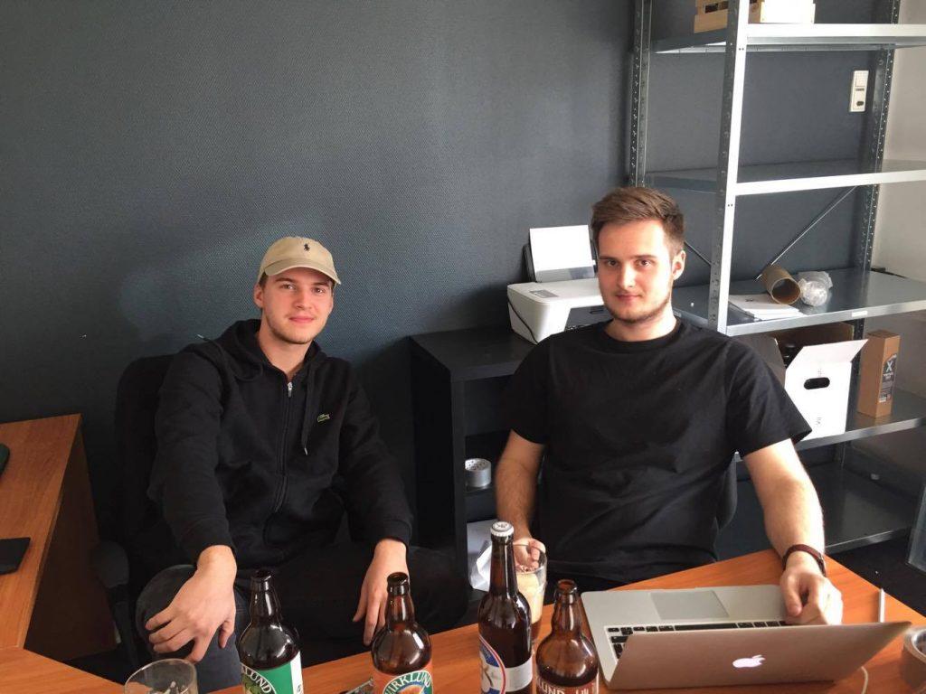 unge iværksættere øl online silkeborg